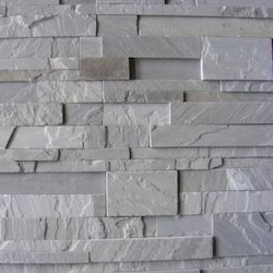 Grey Sandstone Wall Cladding Tiles