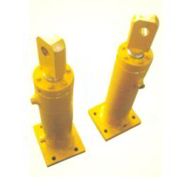 Double Acting Eye End Flange Cylinder