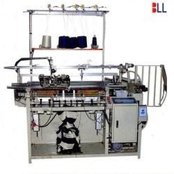 Flat Bed Knitting Machine