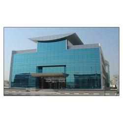Reflective Structural Glass Glazing Service, Glass Thickness: 5mm