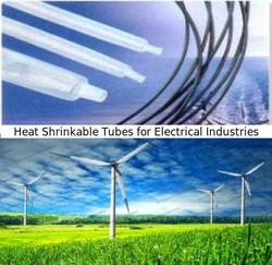 Heat Shrinkable Tubes for Electronics Industries