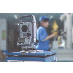 High Frequency Vibration Test Total Station