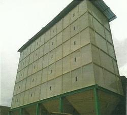 Grain Storage Bunkers