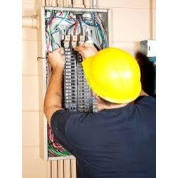 HT And LT Electrical Panel Work