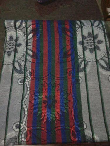 99dbd20ce Polyester Mix Cotton Multicolor Super Cotton Chaddar, Machine Wash ...