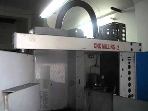 Milling - Used HAAS Model TM-1 CNC Milling Center Exporter ... on