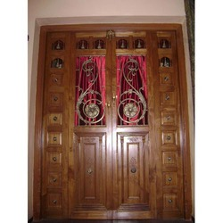 Pooja Room Doors in Chennai, Tamil Nadu   Pooja Room Doors ...