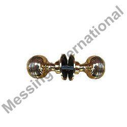 Brass Reeded Door Knobs, Door Knobs   Ramnagar, Moradabad   Messing ...