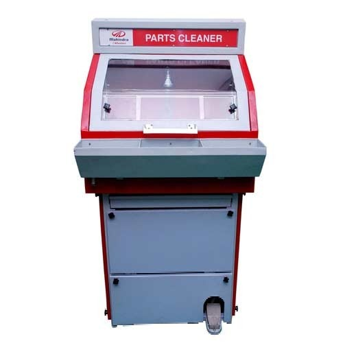 Vehicle Parts Cleaning Machine
