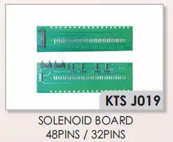 Bonas Jacquard  Solenoid Board 48pins,32pins