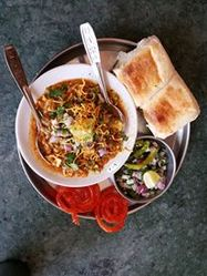 Special Misal Snack Foods