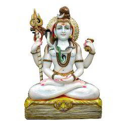 Marble God Shiv Ji Statue