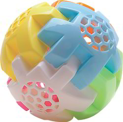 Rattle Puzzle Ball