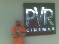 Cinema Sign Board