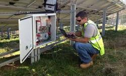 Solar Power Plant Operation Service