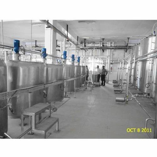 Curd Processing Unit