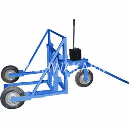 Mild Steel Hydraulic Trolley