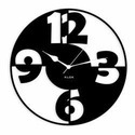 Klok Cut Out Wall Clock