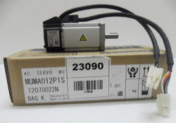 MUMA012P1S Panasonic Servo Motor, 100W