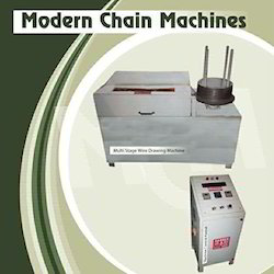 7 Pass Wire Drawing Machine