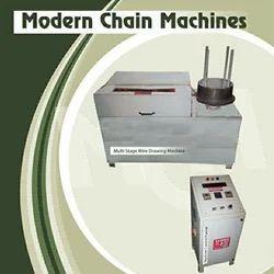 7 Pass Wire Drawing Machine