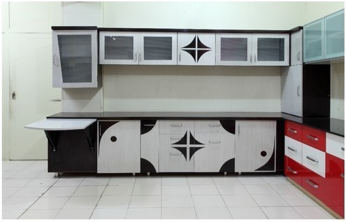 Beau PVC Kitchen Cabinet