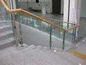 Classic Glass Railing