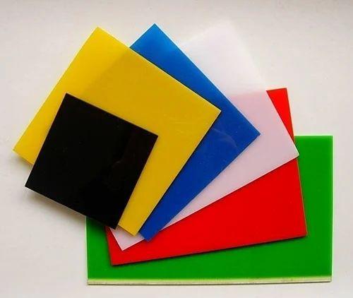Colored Acrylic Sheet, Acrylic Glass Sheet, PMMA Sheet, Plexiglass ...