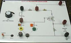 UJT as Relaxation Oscillator
