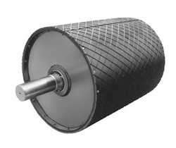 Mild Steel Drum Pulley