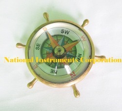 Round Antique Clock