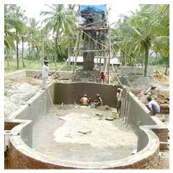 Swimming Pool Construction In Lucknow