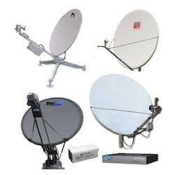 Captive VSAT Services