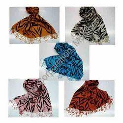 Zebra Print Shawls