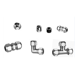 CP Brass Compression Fittings