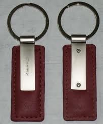 Leather Keychains