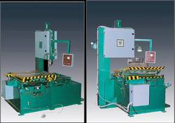 Automatic Tyre Cutting Vertical Bandsaw