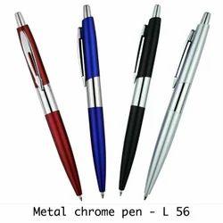 Metal Chrome Pen