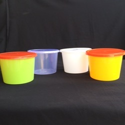 500ml Disposable Coloured Food Container