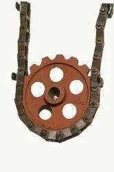Cast Iron Elevator Chain