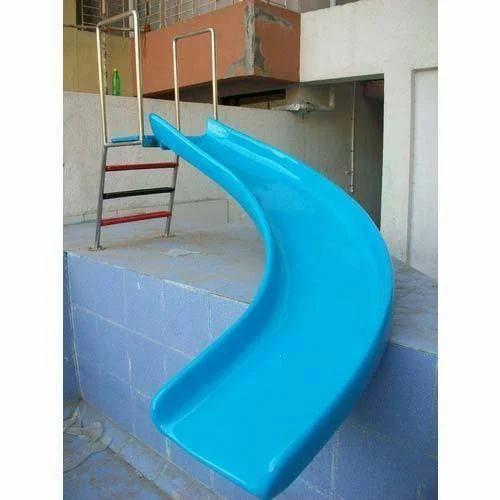 Swimming Pool Play Equipment - Baby Pool Slide Manufacturer from Mumbai