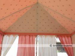 Luxury Raj Tent
