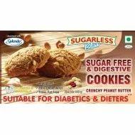 Crunchy Peanut Butter Cookies (100gms)