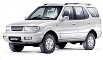 Tata Safari (SUV) Luxury Car Rentals