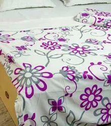 Floral Print Duvet Cover