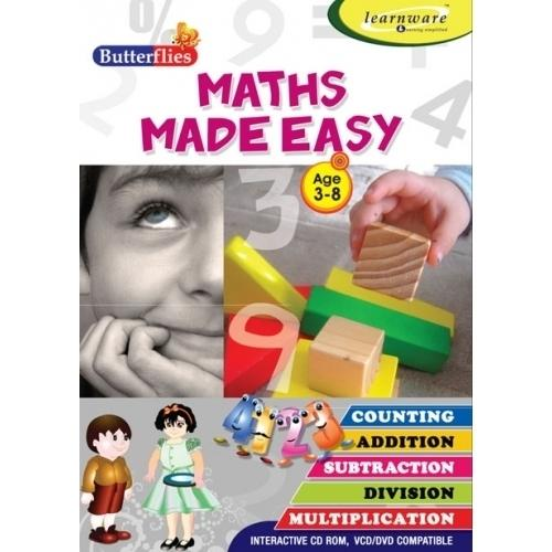 Maths Made Easy Educational CDs - Learnware Solutions ...