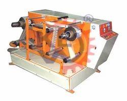 Optional Industrial Inkjet Printer with Heavy Duty Winder Rewinder