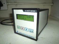 Dc Watt Meter for DC Current Measuring