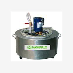 Magnetic Particle Spray System