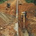 Pre Survey Gas Pipeline Construction